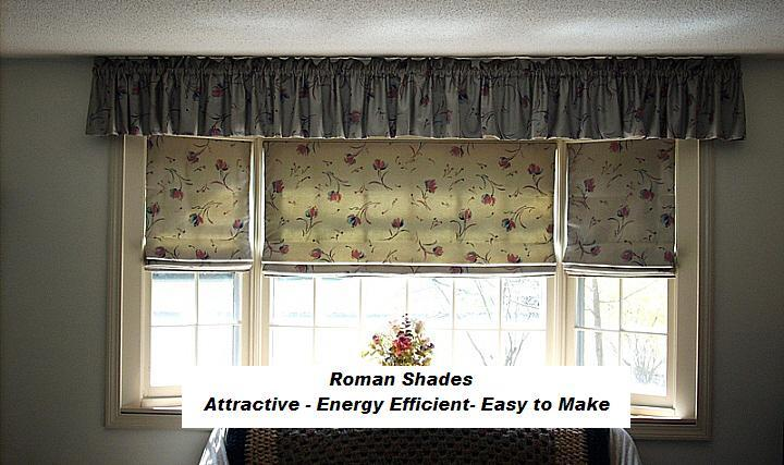 Insulated Roman Shades Roman Shade Supplies Roman Shade Kits