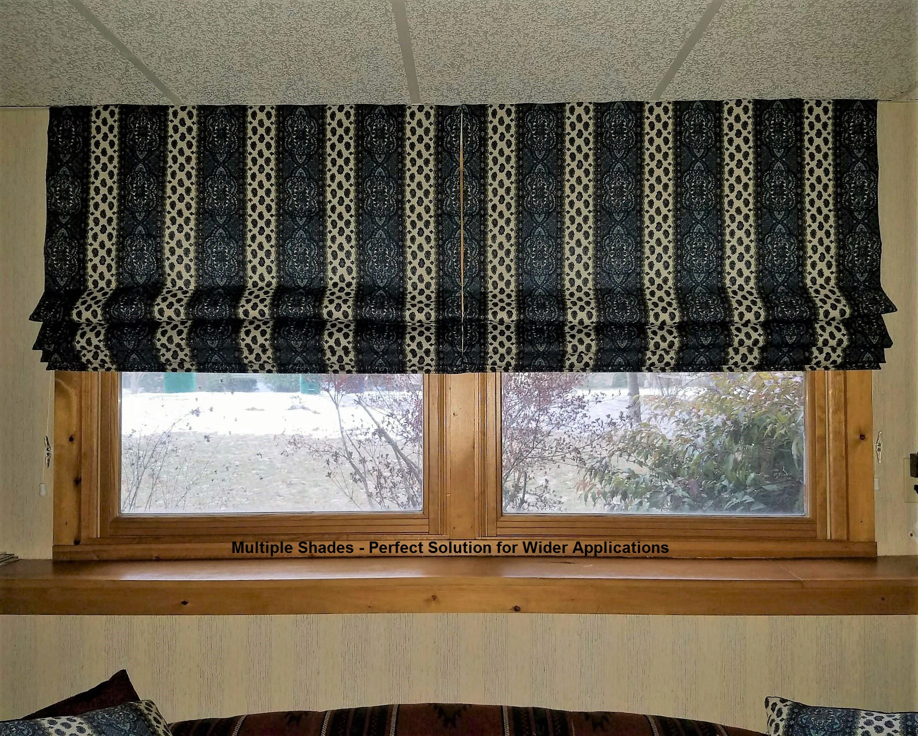 Insulated Roman Shades Roman Shade Supplies Roman Shade Kits